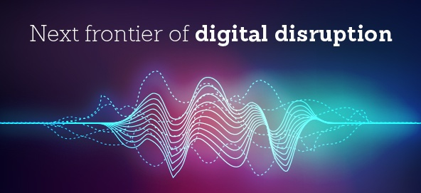 The Era of Voice and Visual : Next frontier in digital disruption