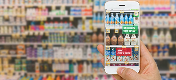 Rethink CPG industry with Augmented Reality