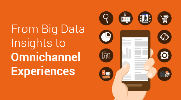 From Big Data Insights to Omnichannel Experiences